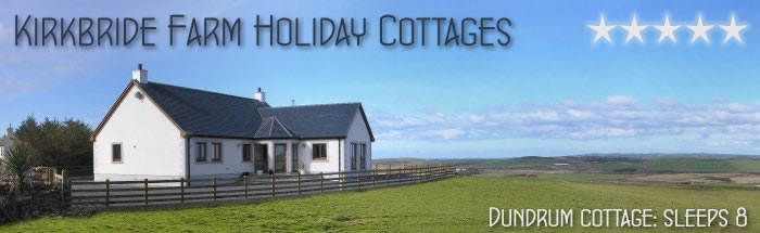 Dundrum - Luxury selfcatering Cottage