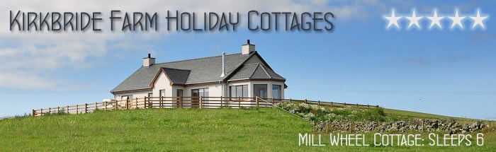 Luxury self-catering holidays in Galloway, southwest Scotland