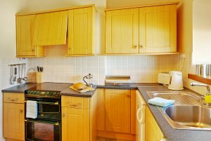 Cotthouse Kitchen - Luxury self catering cottages