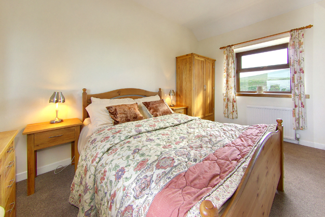 Double Bedroom in The Cotthouse self catering holiday home