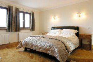 Dundrum Holiday Cottage Double Bedroom