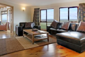 Dundrum Holiday Cottage Sitting Room