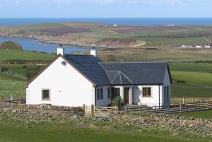 Dundrum Holiday Cottage in Scotland