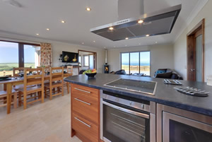 Mill Wheel self catering open plan kitchen